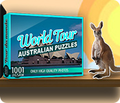 1001 Jigsaw World Tour: Australian Puzzles