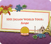 1001 Jigsaw World Tour: Europe for Mac Game