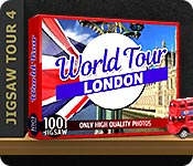 1001 Jigsaw World Tour London for Mac Game