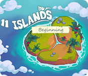 Buy PC games online, download : 11 Islands