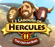 12 Labours of Hercules II: The Cretan Bull for Mac Game