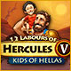 12 Labours of Hercules V: Kids of Hellas Game
