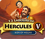 12 Labours of Hercules V: Kids of Hellas Game Featured Image