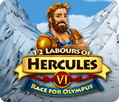 12 Labours of Hercules VI: Race for Olympus for Mac Game