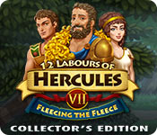 12 Labours of Hercules VII: Fleecing the Fleece Collector's Edition for Mac Game