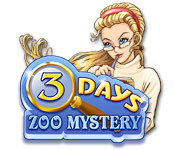 3 Days: Zoo Mystery game