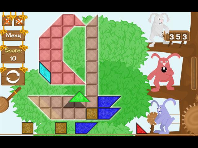 Image 3 Rabbits' Puzzle