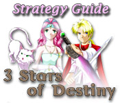 3 Stars of Destiny Strategy Guide feature