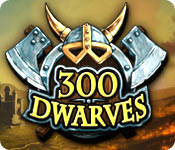 300 Dwarves for Mac Game
