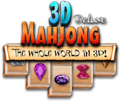 3D Mahjong Deluxe Game Featured Image