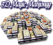 3D Magic Mahjongg game