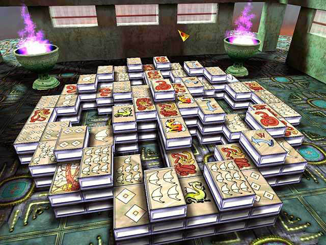 3D Magic Mahjongg img