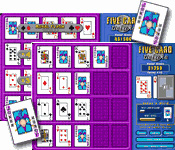 Five Card Deluxe Game