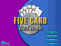 Five Card Deluxe - Online Screenshot-1