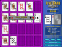 Five Card Deluxe - Online Screenshot-2
