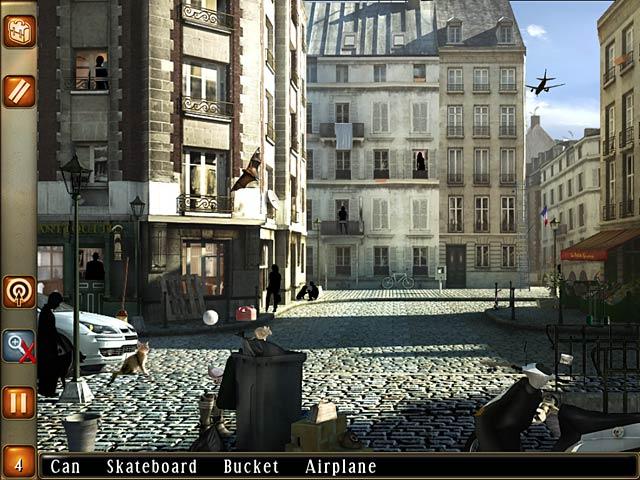Gra A Vampire Romance: Paris Stories Gra Bezpłatne
