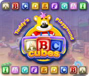 game - ABC Cubes: Teddy's Playground