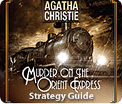 Agatha Christie: Murder on the Orient Express Strategy Guide