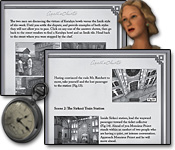 Agatha Christie: Murder on the Orient Express Strategy Guide Game