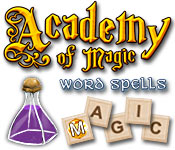 Academy of Magic - Word Spells Game Featured Image