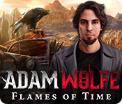 Adam Wolfe: Flames of Time for Mac Game