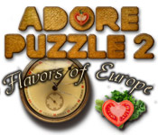 Adore Puzzle 2: Flavors of Europe Game Featured Image