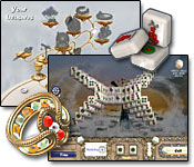 Aerial Mahjong screenshot