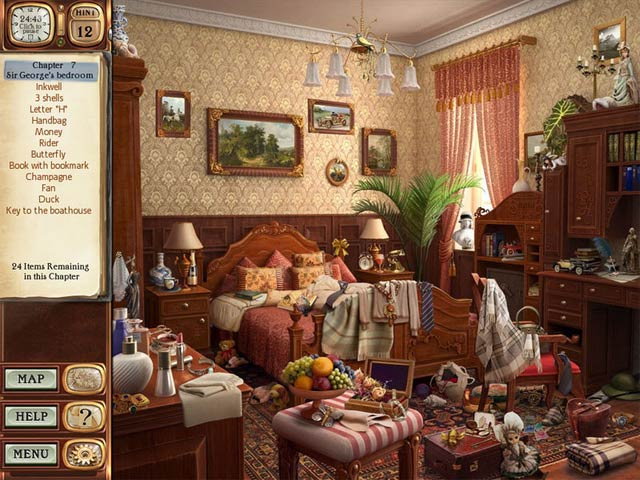 Agatha Christie: Dead Man's Folly Screenshot http://games.bigfishgames.com/en_agatha-christie-dead-mans-folly/screen2.jpg
