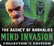 The Agency of Anomalies: Mind Invasion Collector's Edition for Mac Game