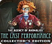 The Agency of Anomalies: The Last Performance Collector's Edition Game Featured Image