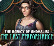 The Agency of Anomalies: The Last Performance