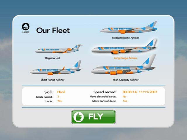 Bezpłatne pobieranie Air Solitaire