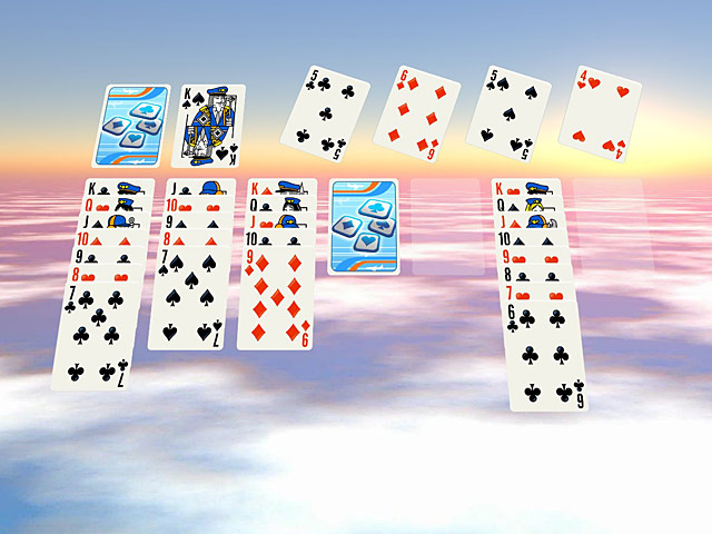how to play solitaire for kids