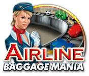 Airline Baggage Mania Game Featured Image