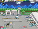 in-game screenshot : Airport Mania: First Flight (pc) - Control the tower and land the planes.
