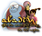 Aladin and the Wonderful Lamp: The 1001 Nights for Mac Game