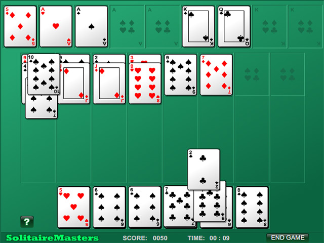 algerian solitaire online