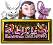 Alice's Magical Mahjong feature