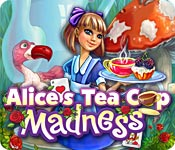 Alice's Teacup Madness Game Featured Image