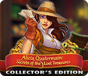 Alicia Quatermain: Secrets Of The Lost Treasures Collector's Edition for Mac Game