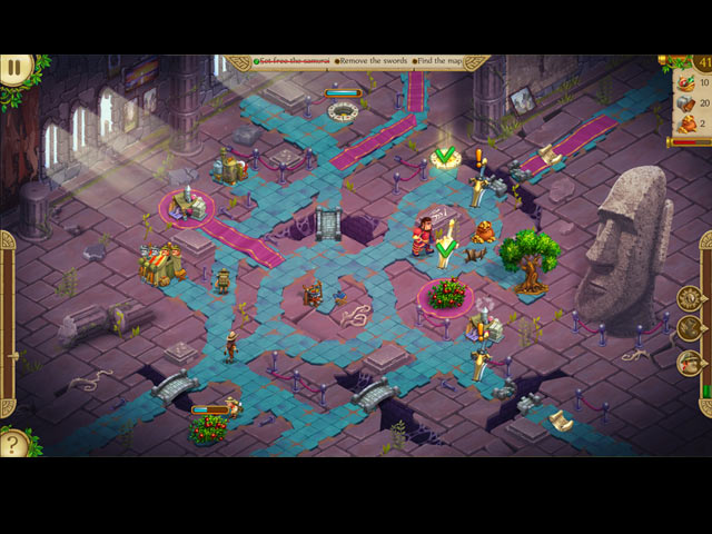 Alicia Quatermain: Secrets Of The Lost Treasures Collector's Edition Game