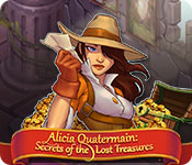 Alicia Quatermain: Secrets Of The Lost Treasures Game Featured Image
