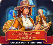Alicia Quatermain & The Stone of Fate Collector's Edition Game Featured Image