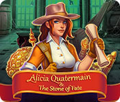 Alicia Quatermain & The Stone of Fate Game Featured Image