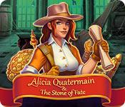 Alicia Quatermain& The Stone of Fate