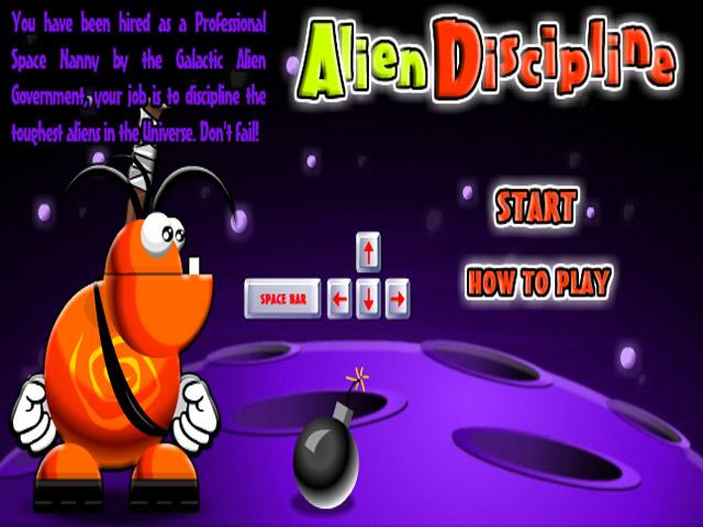 Image Alien Discipline