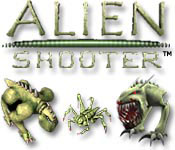 Alien Shooter - Mac