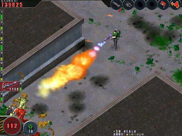 Alien Shooter Game - Play online at Y8.com