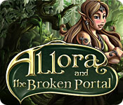 Allora and The Broken Portal for Mac Game