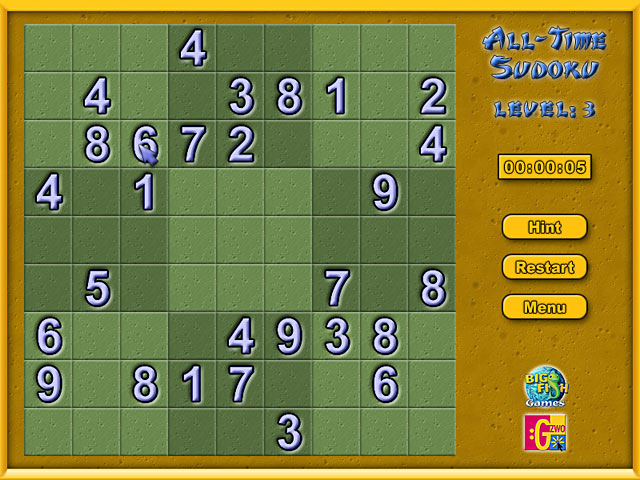 All-Time Sudoku img